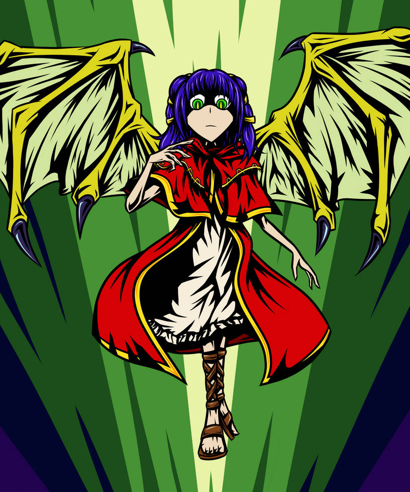 Myrrh: Great Dragon +10