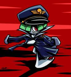 Commissar Ralts