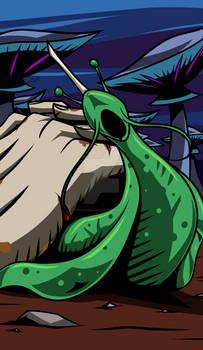 Slime Slug