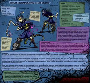 Tournament Ark: Tsyler, Cyst of the Scioner