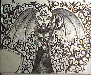 Angel Of by svenisnumb