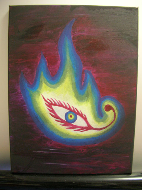Lateralus Eye by svenisnumb