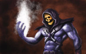 Skeletor by atma33