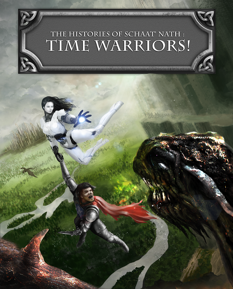 The histories of Schaat' Nath: Time Warriors by atma33