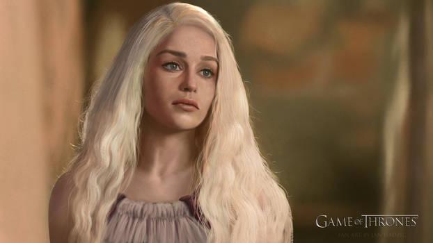 Daenerys study