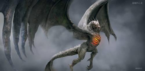 Warmhearted Dragon