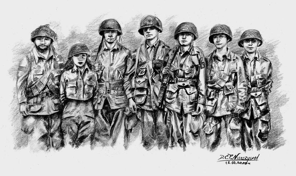 Military by D-C-P-Niszczyciel