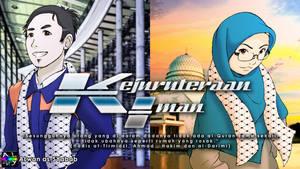 2013-12-11 Kejuruteraan Iman Poster by zulan477