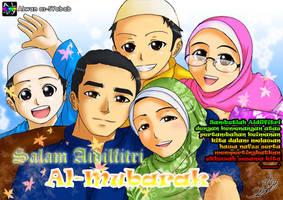 2014-01-11 Eid Mubarak by zulan477
