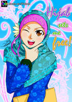 2014-01-11 Hijab Sets Me Free by zulan477