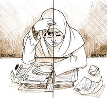 2014-09-12 student/teacher's depressions to UPSR by zulan477