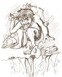 Like A Livestock by zulan477