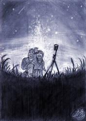 A Starry Night by zulan477
