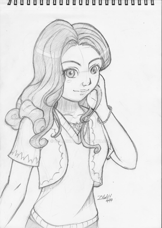 My Version Of Human Rarity (Sketch)