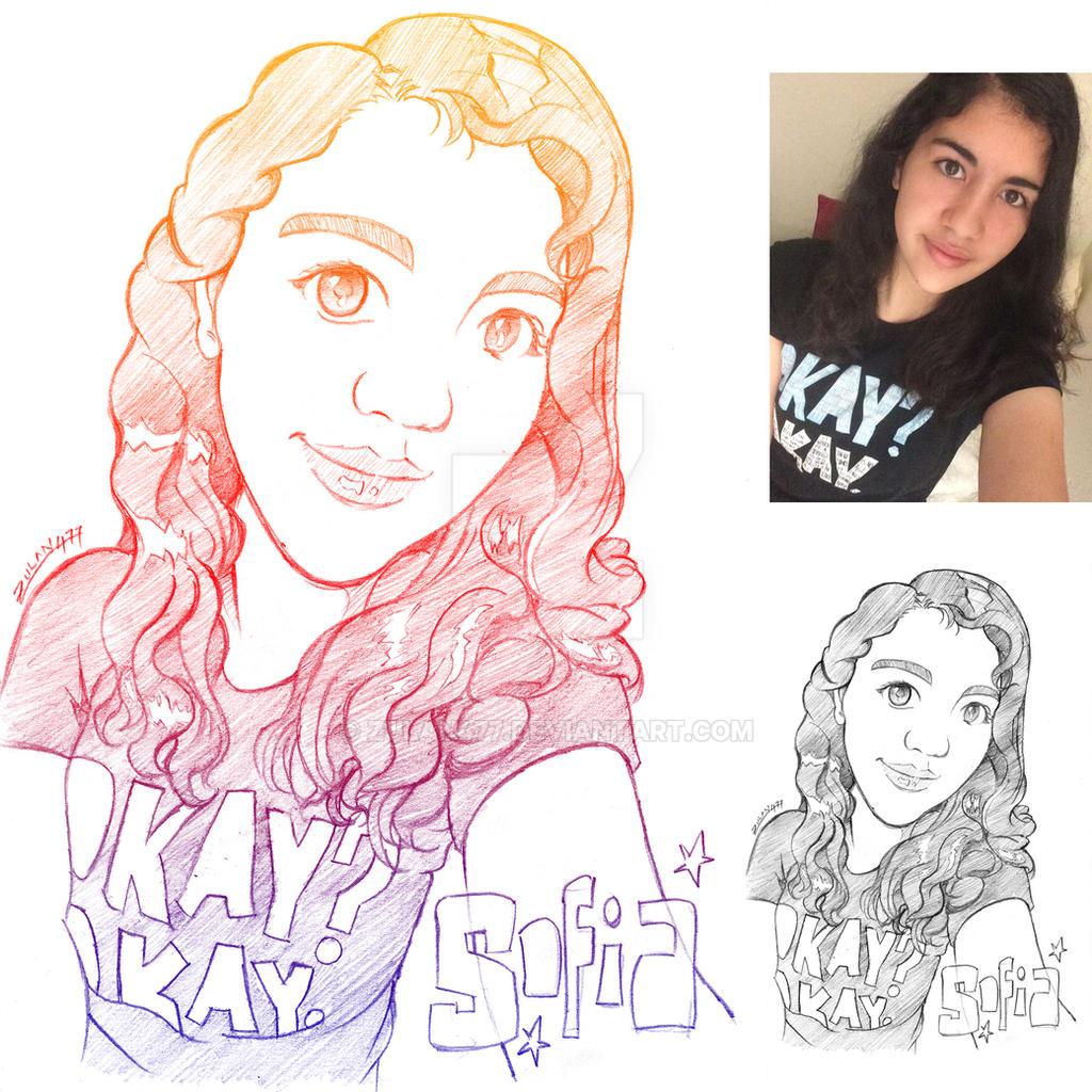 Sofia's Portrait (Requested)