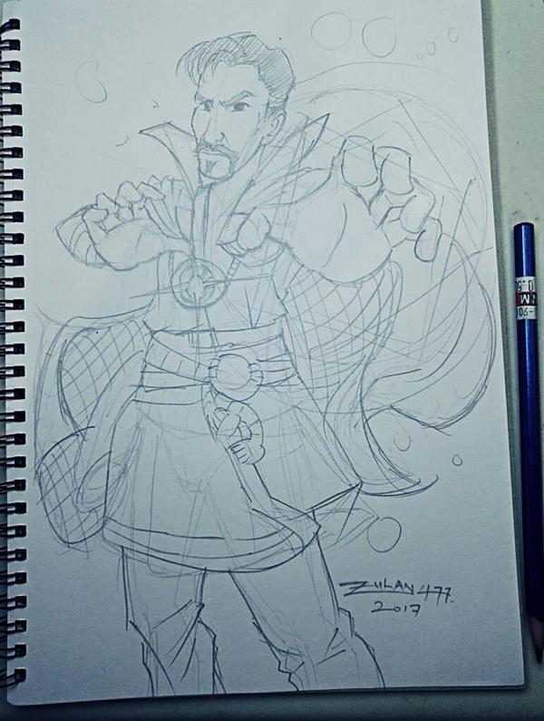 #Draw365 No. 1 by zulan477