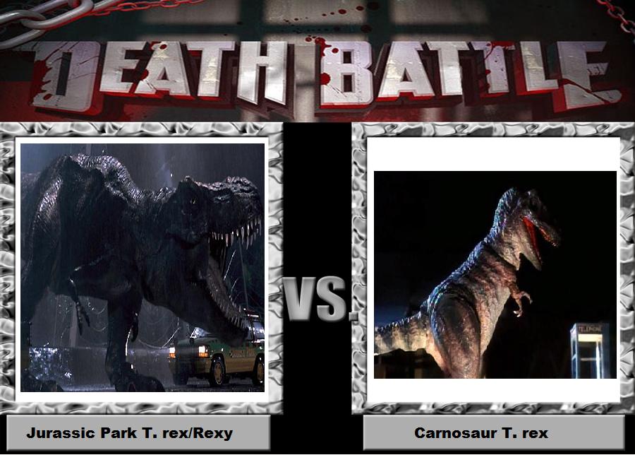 Death Battle 3 by TrefRex