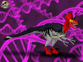 Ultimasaurus (Jurassic Park: Chaos Effect) by TrefRex