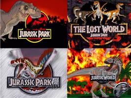 Jurassic Park Franchise Titles