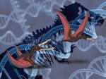 Jurassic Park Novel Cearadactylus