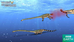 Walking with Dinosaurs: Tanystropheus