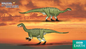 Walking with Dinosaurs: Plateosaurus by TrefRex