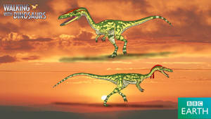 Walking with Dinosaurs: Coelophysis