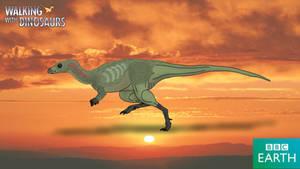 Walking with Dinosaurs: Lesothosaurus by TrefRex