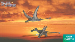 Walking with Dinosaurs: Dorygnathus