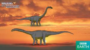 Walking with Dinosaurs: Cetiosaurus