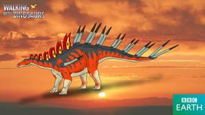 Walking with Dinosaurs: Kentrosaurus