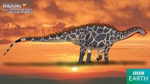 Walking with Dinosaurs: Dicraeosaurus