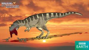 Walking with Dinosaurs: Ceratosaurus