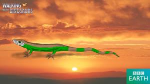Walking with Dinosaurs: Paramecellodus
