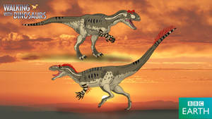 Walking with Dinosaurs: Allosaurus