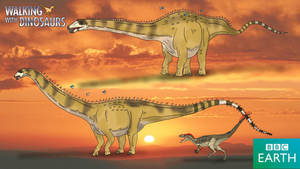 Walking with Dinosaurs: Diplodocus
