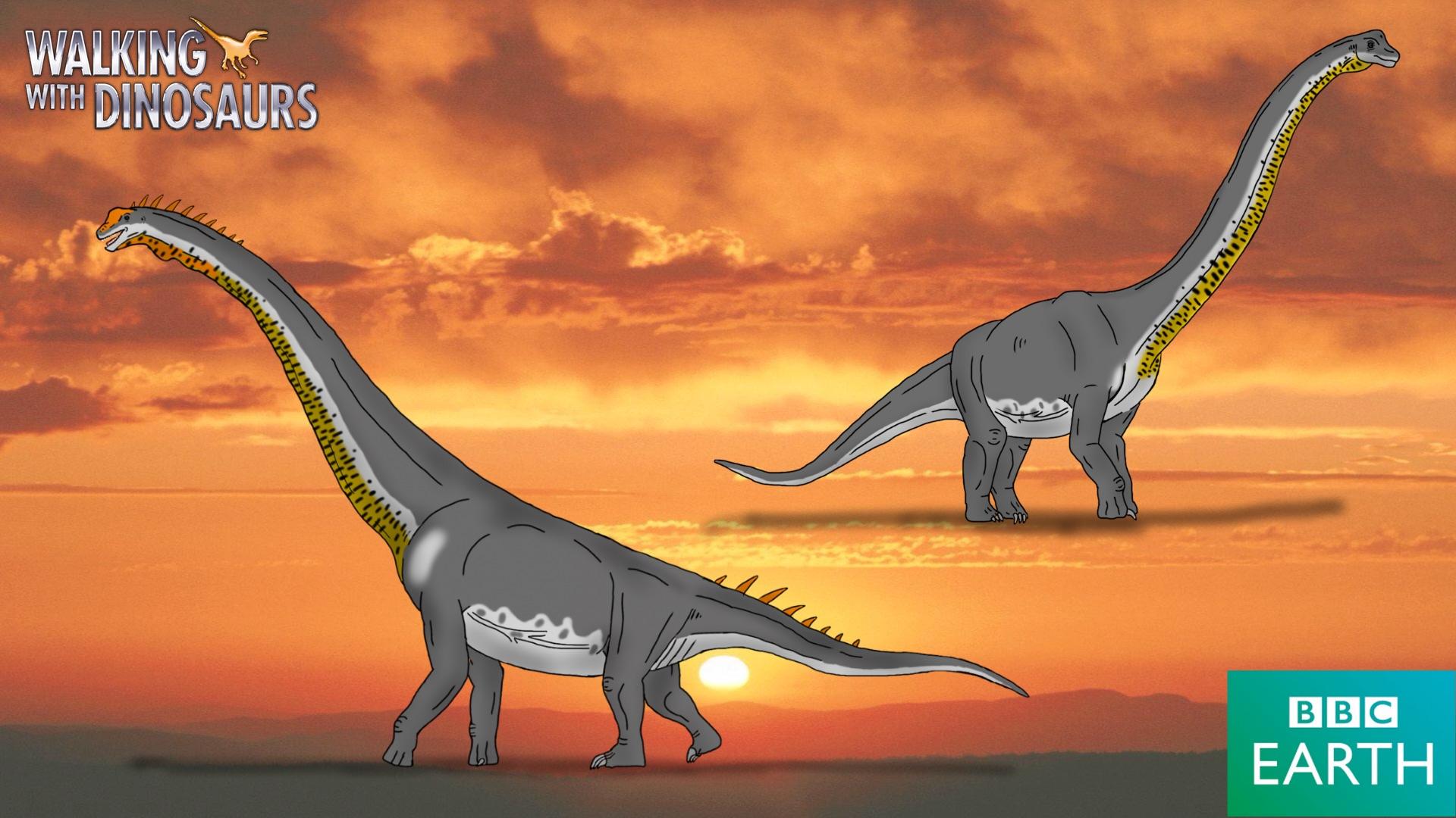 Walking With Dinosaurs Deutsch