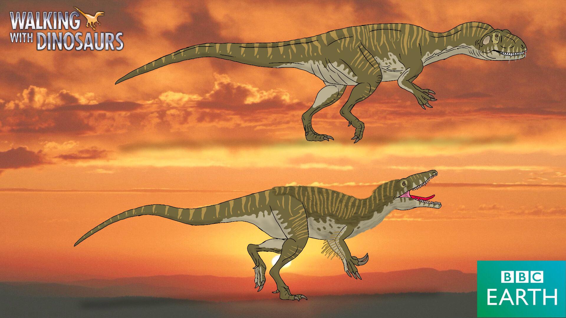 Walking With Dinosaurs Giganotosaurus | www.pixshark.com ...