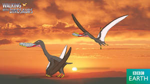 Walking with Dinosaurs: Pterodaustro by TrefRex