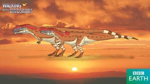 Walking with Dinosaurs: Mapusaurus