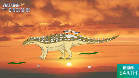 Walking with Dinosaurs: Niobrarasaurus