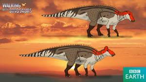 Walking with Dinosaurs: Edmontosaurus regalis