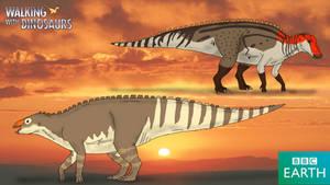 Walking with Dinosaurs: Ugrunaaluk by TrefRex