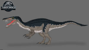 Jurassic World: Fallen Kingdom - Baryonyx by TrefRex