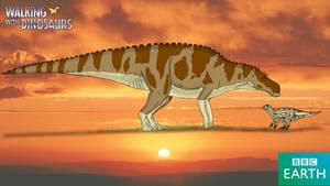 Walking with Dinosaurs: Maiasaura