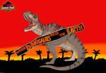 Jurassic Park 25th Anniversary: Rexy/ Roberta