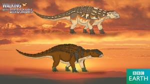Walking with Dinosaurs: Edmontonia
