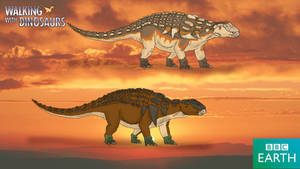 Walking with Dinosaurs: Edmontonia by TrefRex