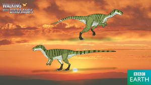 Walking with Dinosaurs: Parksosaurus by TrefRex