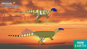 Walking with Dinosaurs: Thescelosaurus